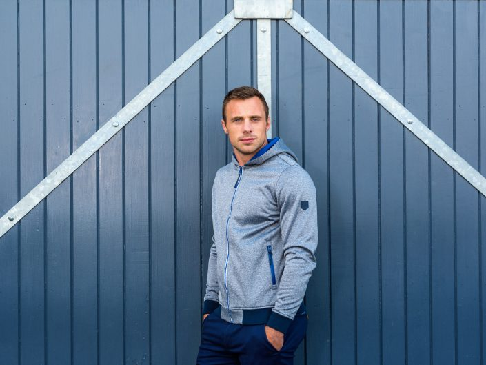 XV Kings Tommy Bowe Autumn / Winter 17