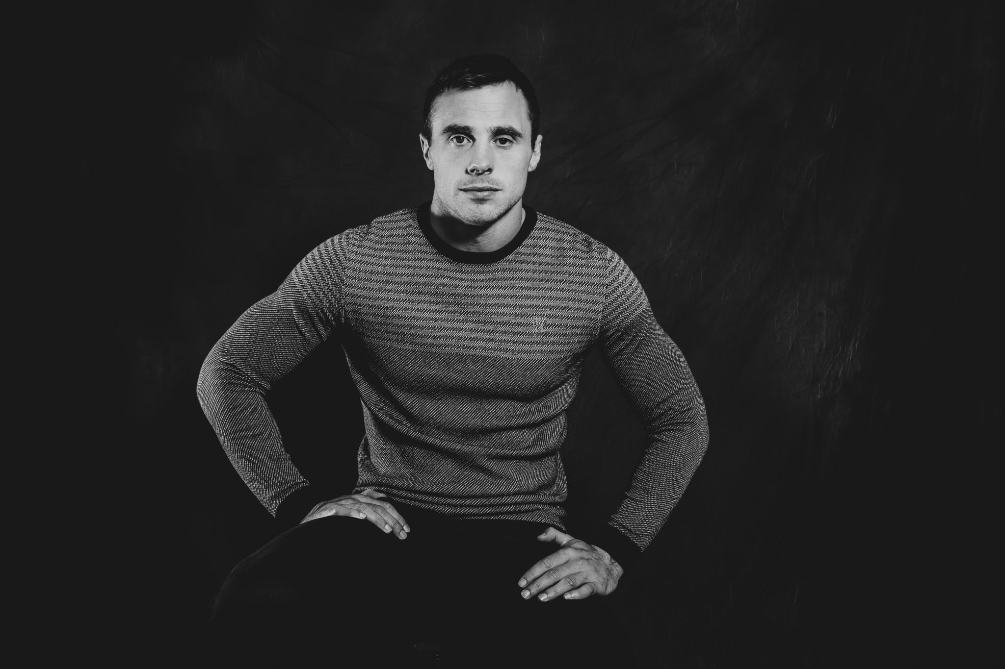 Tommy Bowe Magazine Shoot