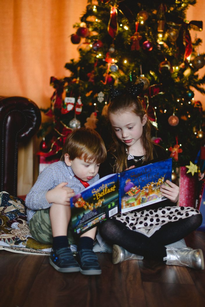 Christmas stories with Erin and Jack