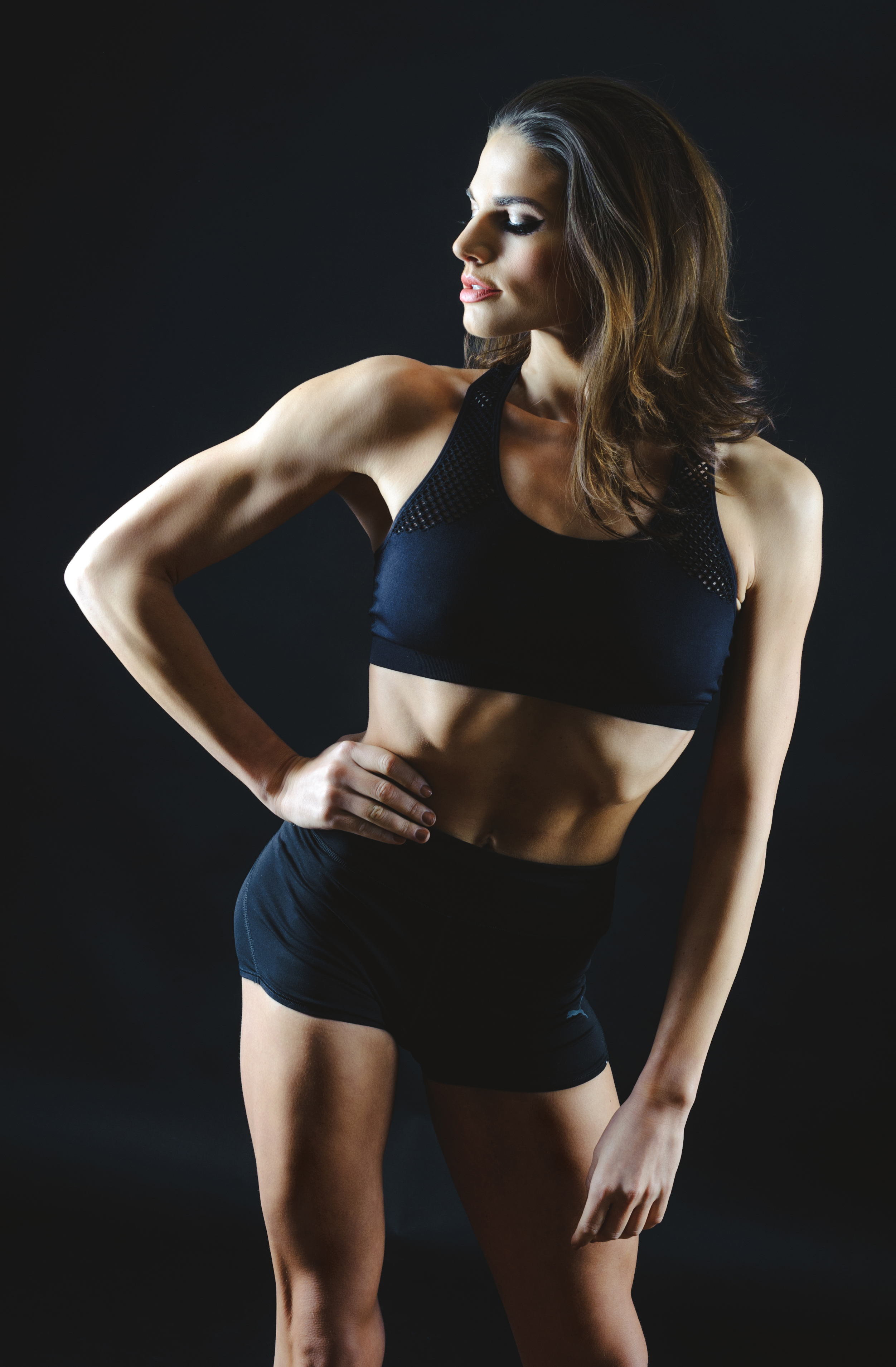 Jordan Humphries Fitness Studio Shoot Collette ONeill