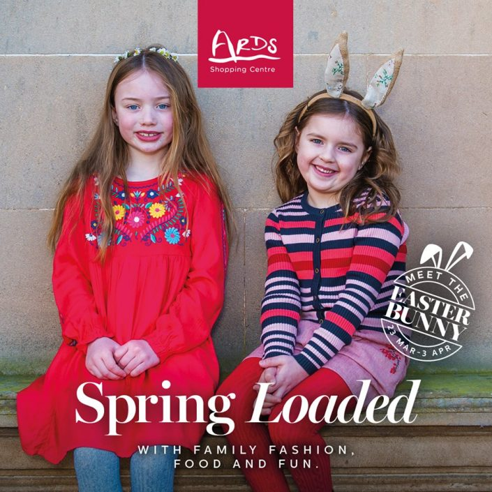 Ards Shopping Centre Spring / Easter 2018