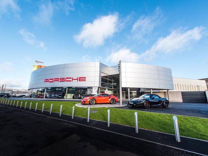 Porsche Centre Belfast