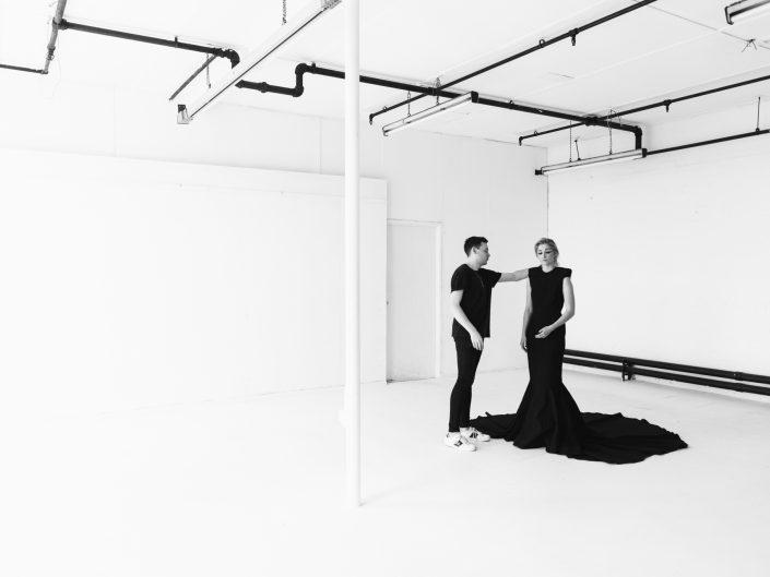 Behind the scenes with designer Matthew Tanner