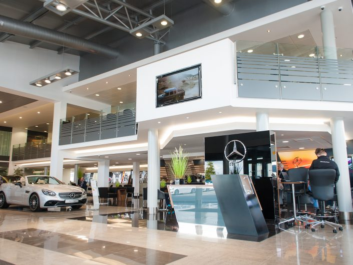 Mercedes Benz Belfast