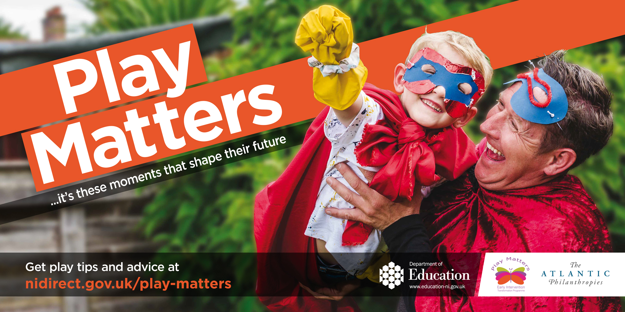 Play Matters – Department for Education
