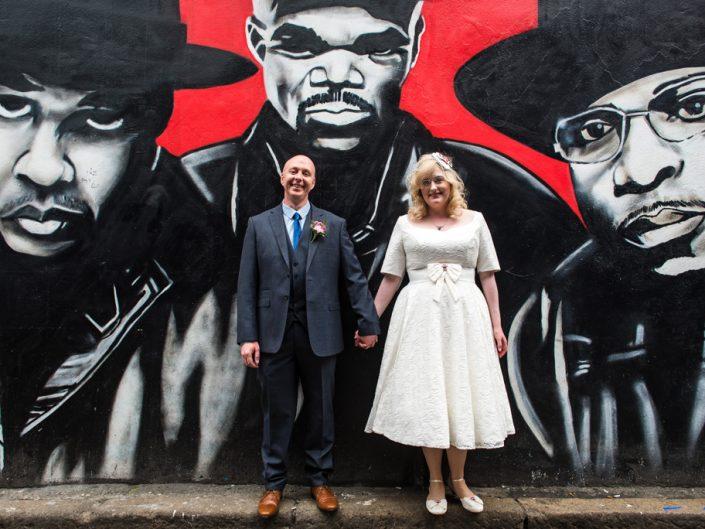 Rebecca and Mark - Cabaret Supper Club Belfast