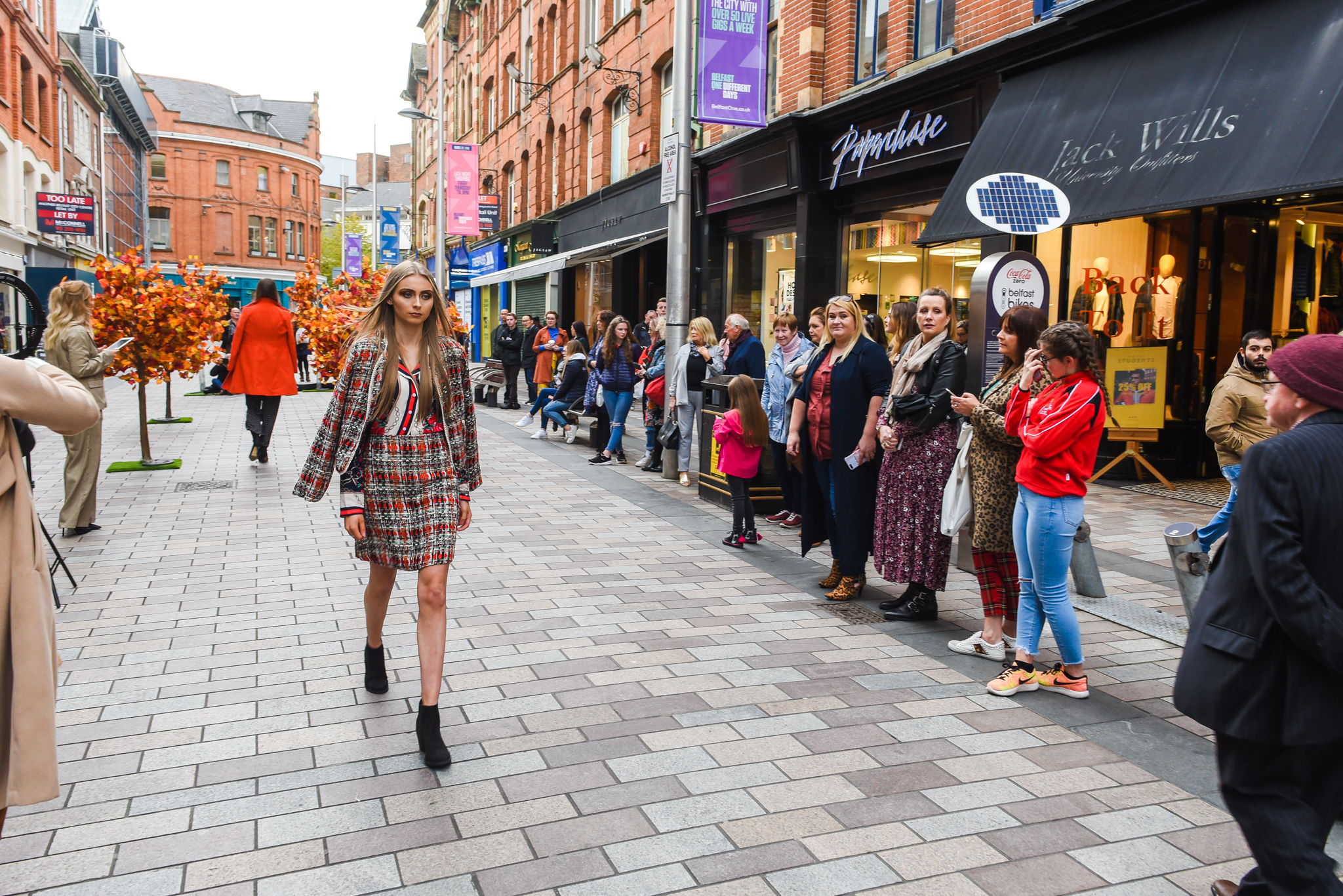 Belfast Fashion Week 2018