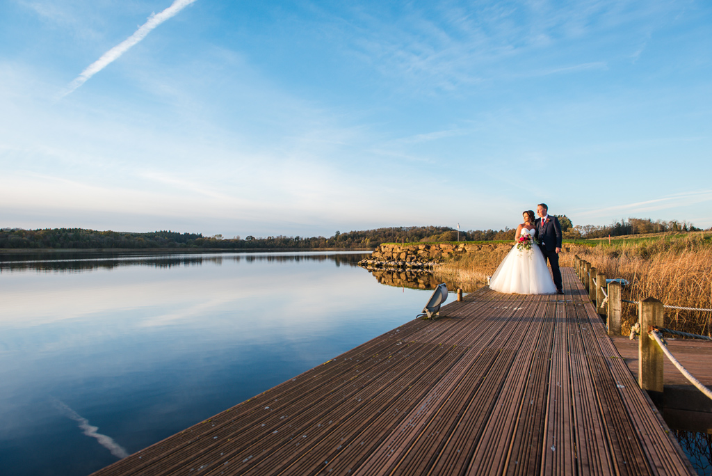Emma and Mark Lough Erne, Enniskillen