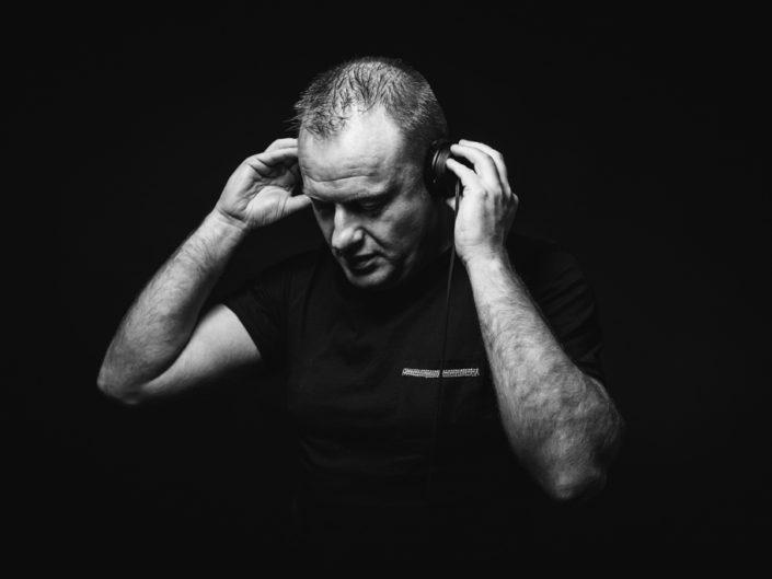 Joe - DJ profile photoshoot