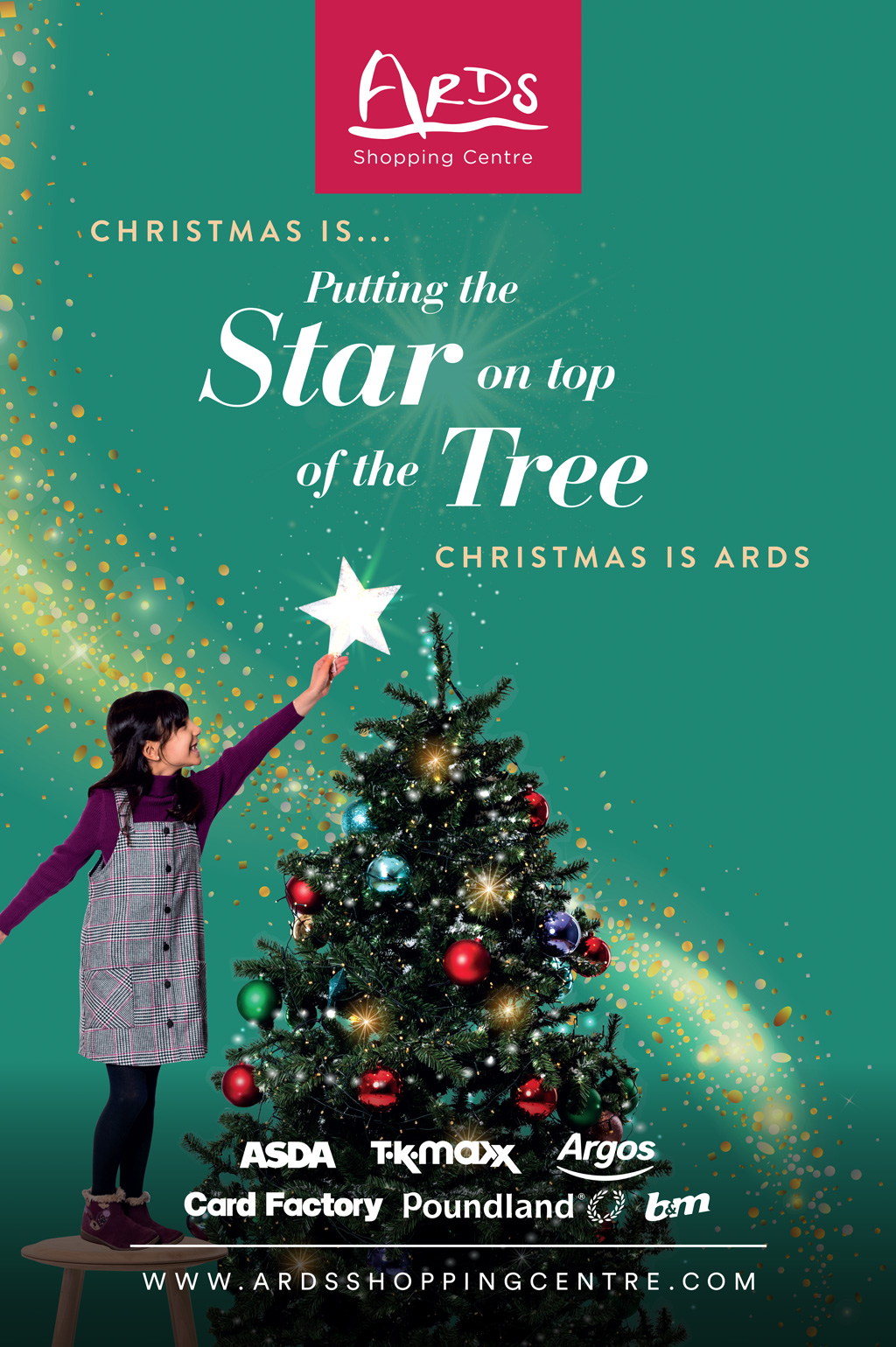 Ards Shopping Centre Christmas 2019 Walker Communications Collette Creative Photography Collette O'Neill