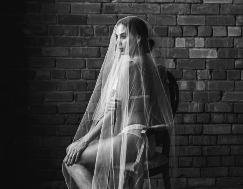 Rachael in Vogue Italia Collette Creative Photography Collette O'Neill Belfast Photographer