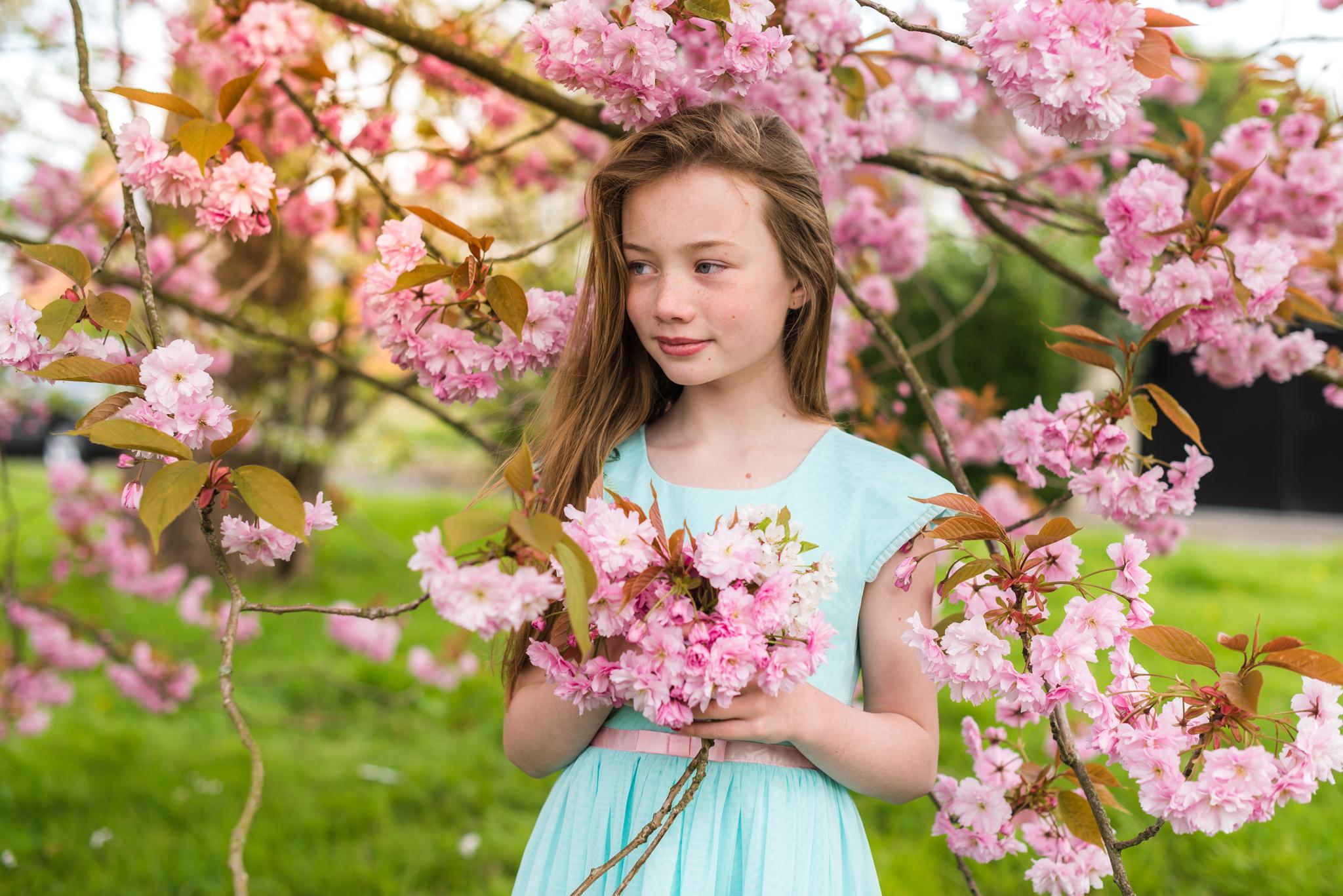 Erin in Spring