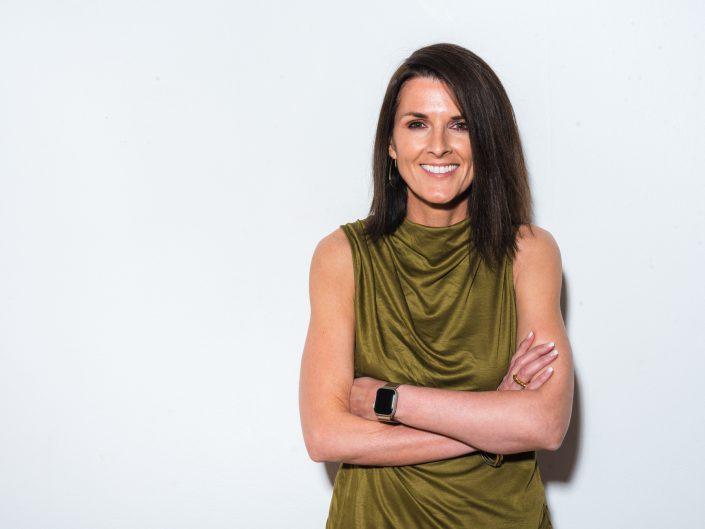 Suzanne portrait and corporate headshot shoot