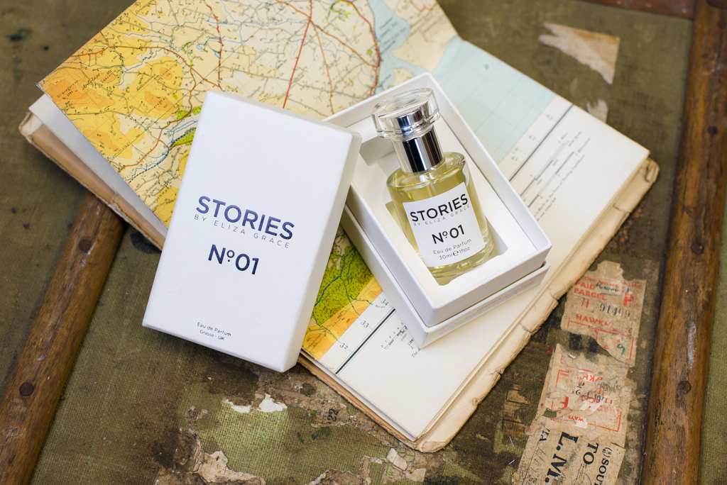 Stories by Eliza Grace perfume Collette Creative Photography Belfast Northern Ireland