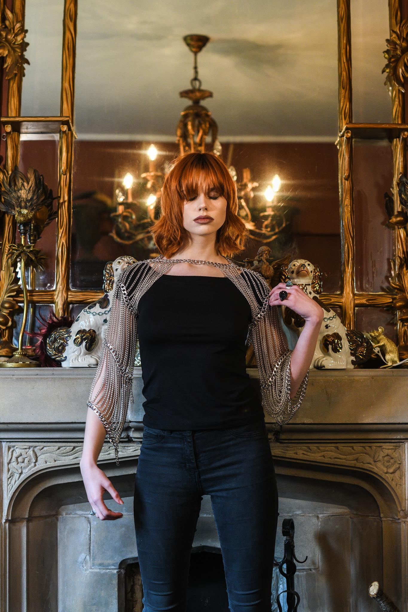 Bohemian Vixen Collette Creative Photography Belfast Northern Ireland