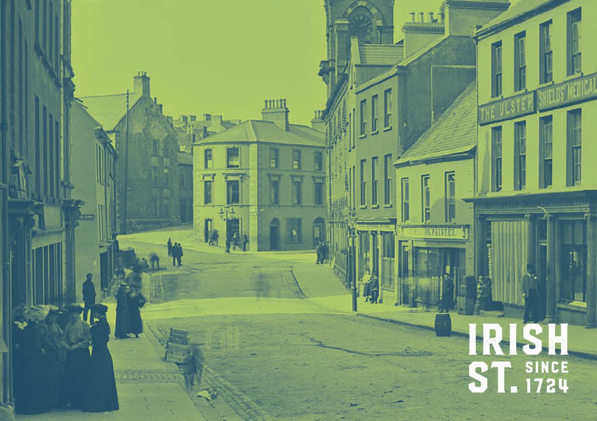 Irish Street Commercial Photography Collette Creative Photography Belfast Northern Ireland
