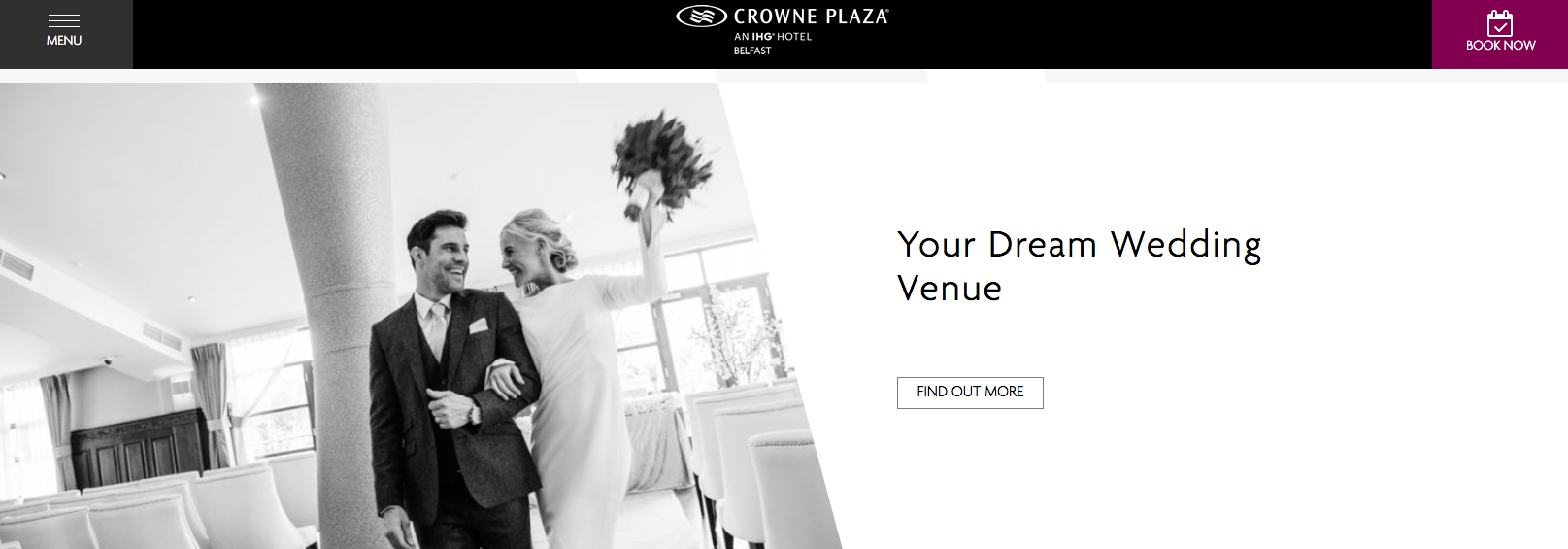 Crowne Plaza Collette Creative Photography Belfast Northern Ireland