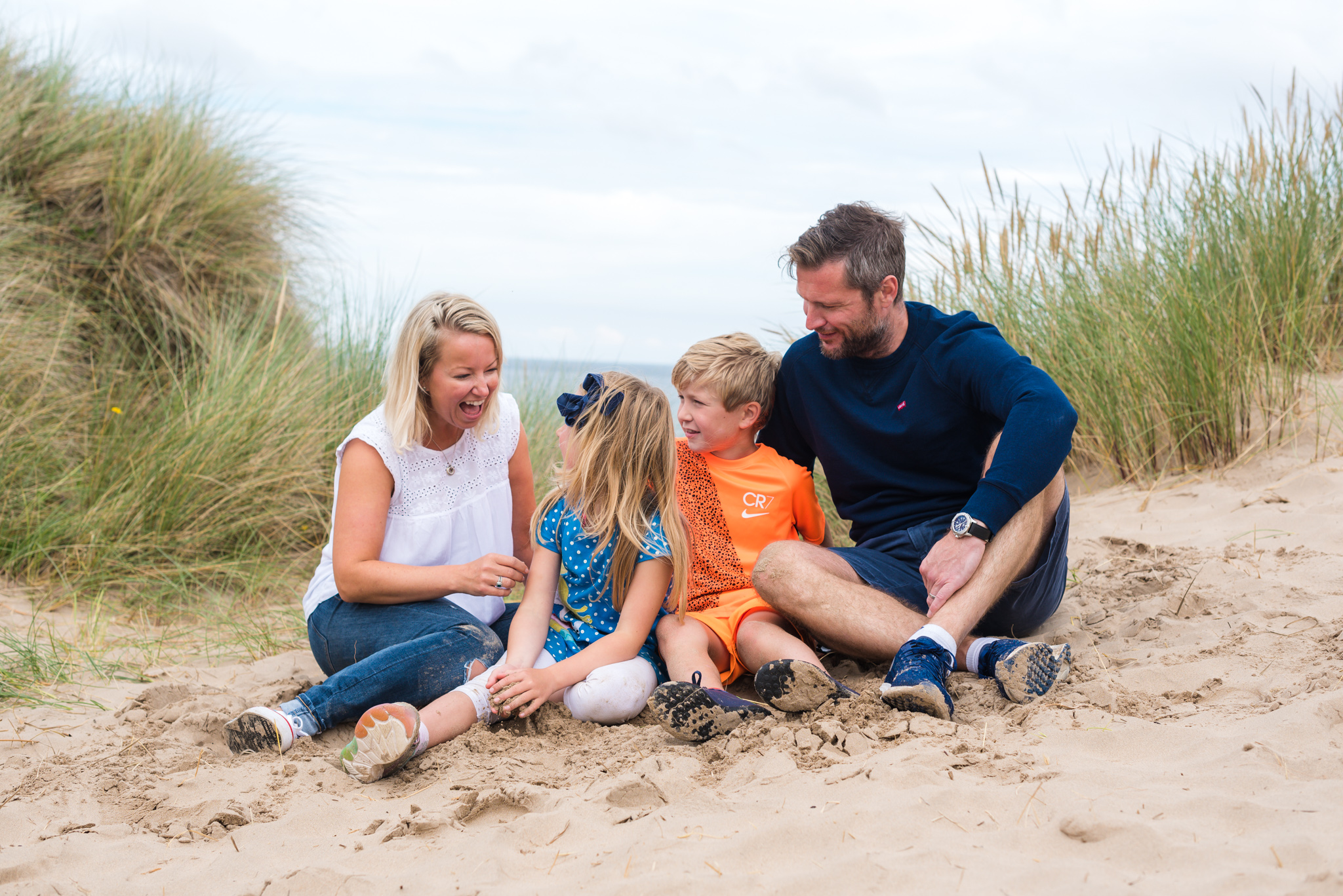 Hunter Family Beach Shoot