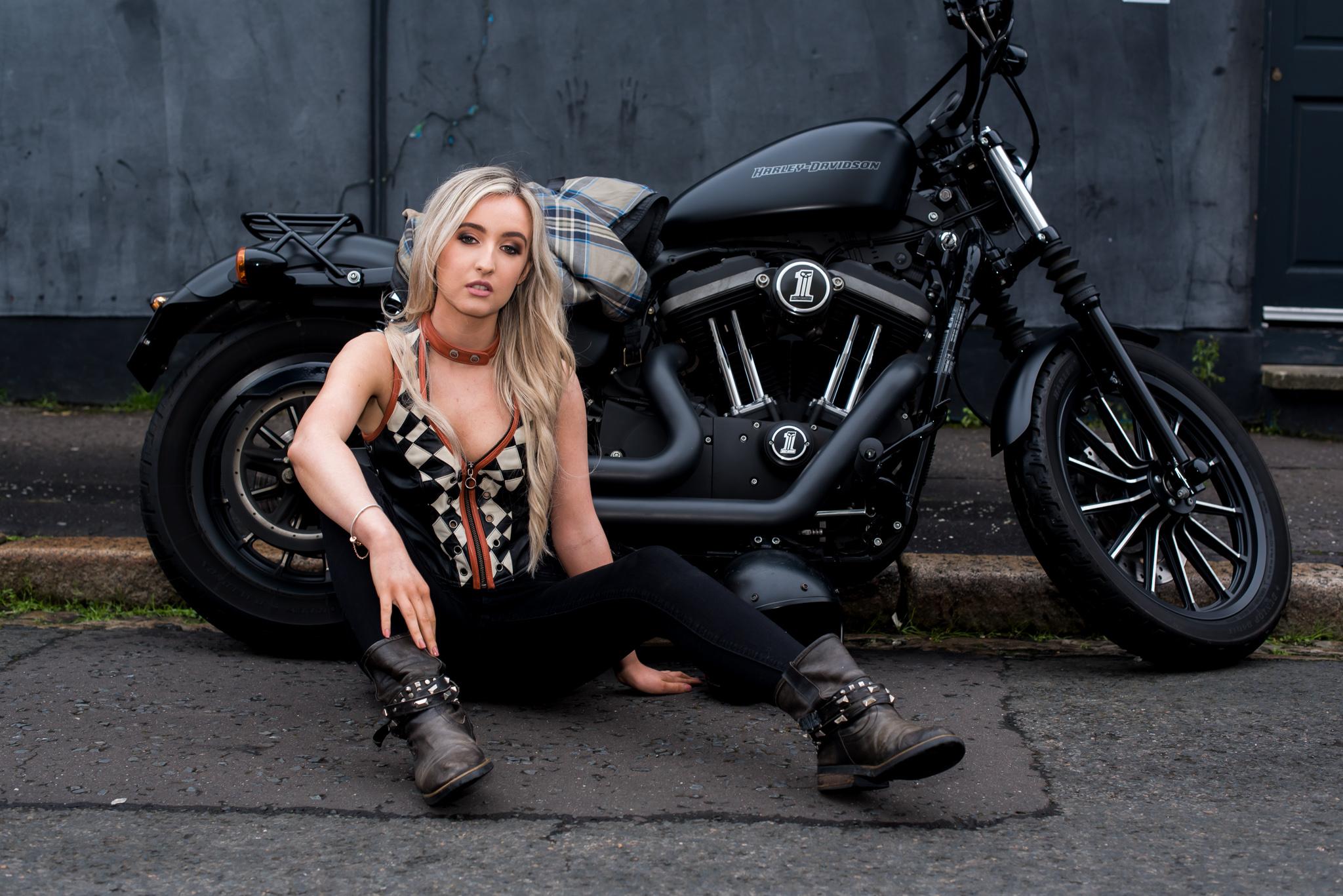 Harley Girl