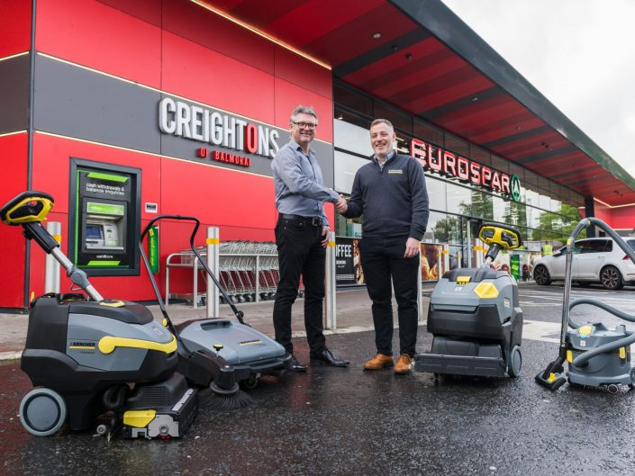 Karcher Belfast Northern Ireland